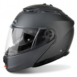 AIROH PHANTOM S ANTHRACITE MATT FLIP UP HELMET