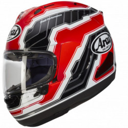 KASK ARAI RX7V MAMOLA EDGE RED