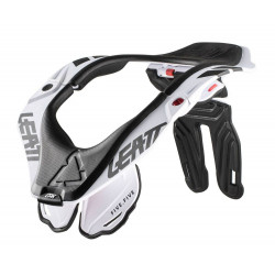 LEATT NECK BRACE GPX 5.5 WHITE 2019