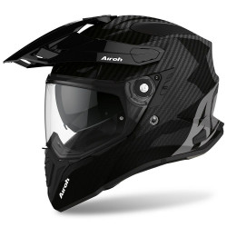 AIROH COMMANDER CARBON FULL GLOSS HELMET