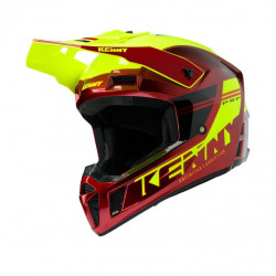 KENNY PERFORMANCE HELMET RED CANDY 2020
