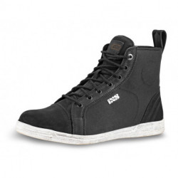 BUTY IXS SNEAKER NUBUK-COTTON 2.0 BLACK