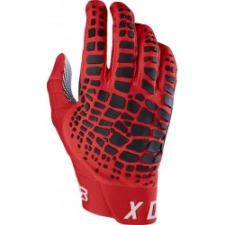 FOX 360 GRAV GLOVES RED