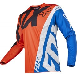 BLUZA FOX 360 CREO ORANGE