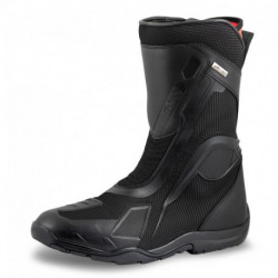 BUTY IXS TECHNO-ST+ [SOLTO-TEX] BLACK