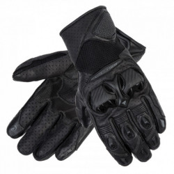 REBELHORN FLUX II BLACK GLOVES