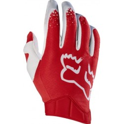 FOX AIRLINE MOTH GLOVES RED