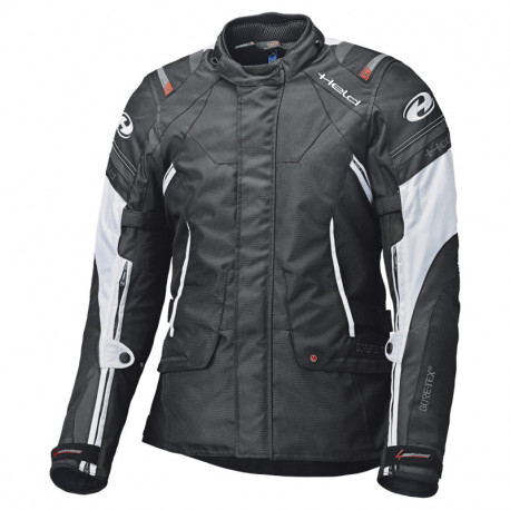 KURTKA TEKSTYLNA HELD MOLTO [GORE-TEX] BLACK/WHITE