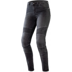 JEANS OZONE AGNESS II LADY PANTS WASHED BLACK