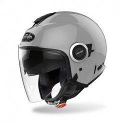 KASK AIROH HELIOS COLOR SILVER