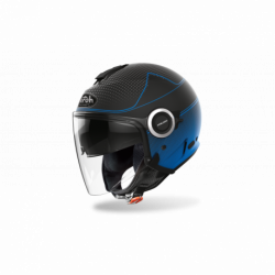 KASK AIROH HELIOS MAP BLUE MATT