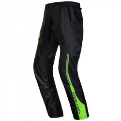 REBELHORN PATROL BLACK/FLO YELLOW WATERPROOF PANT