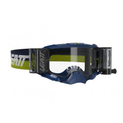 LEATT VELOCITY 5.5 ROLL-OFF GOGGLE INK CLEAR