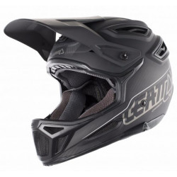 LEATT DBX 6.0 CARBON V23 HELMET BLACK