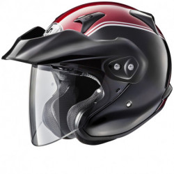 KASK ARAI CT-F GOLD WING RED