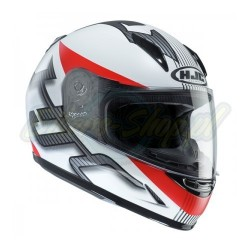 KASK HJC CL-Y JUNIOR GOLI WHITE/BLACK/RED