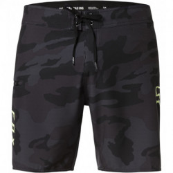 BOARDSHORT FOX OVERHEAD CAMO STRETCH FHE 18 BLACK CAMO