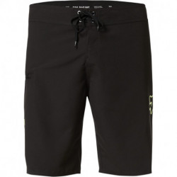 BOARDSHORT FOX OVERHEAD BLACK/GREEN 33