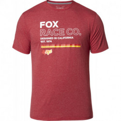T-SHIRT FOX ANALOG TECH CHILI