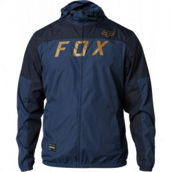 KURTKA FOX MOTH WINDBREAKER LIGHT INDIGO