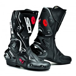 SIDI VERTIGO LEI WOMAN BLACK/WHITE BOOTS