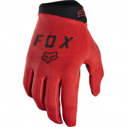 FOX JUNIOR RANGER GLOVE BRIGHT RED