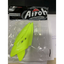 AIROH GP500 REAR OUTLETS FLUO YELLOW