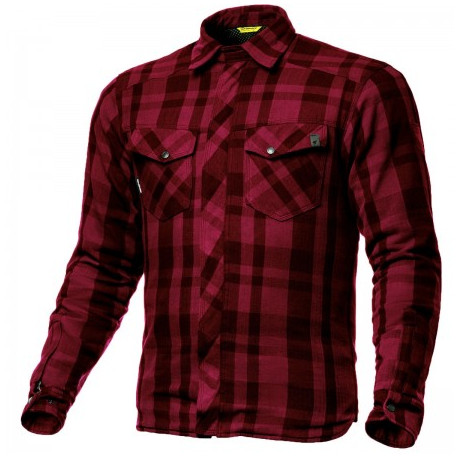 SHIMA RENEGADE SHIRT RED