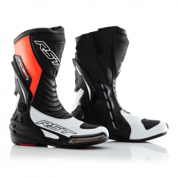 RST TRACTECH EVO III SPORT CE FLO RED BOOT