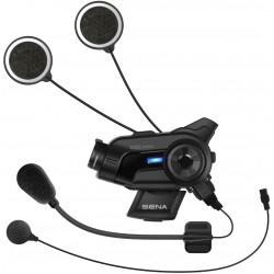 Sena 10C Pro Bluetooth Communication System and Action Camera