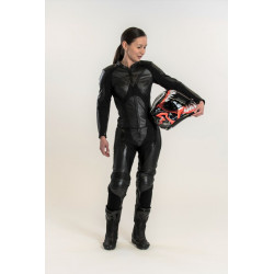 REBELHORN REBEL LADY LEATHER SUIT BLACK