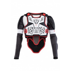 ACERBIS GALAXY BODY PROTECTOR WHITE/BLACK