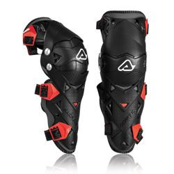 ACERBIS IMPACT EVO 3.0 KNEE GUARD BLACK