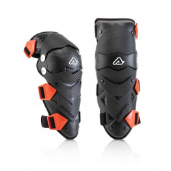 ACERBIS IMPACT EVO JUNIOR KNEE GUARD BLACK
