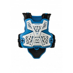 ACERBIS JUMP BUZZER WHITE BLUE