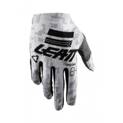 LEATT GPX 1.5 GRIPR GLOVE WHITE