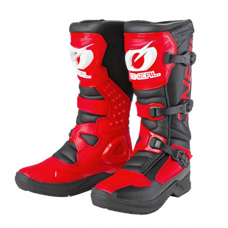 O'neal RSX BOOTS BLACK RED