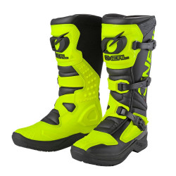 O'neal RSX BOOTS BLACK YELLOW