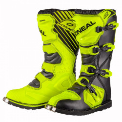 O'neal RIDER BOOTS YELLOW NEON