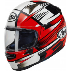 KASK ARAI PROFILE-V ROCK RED