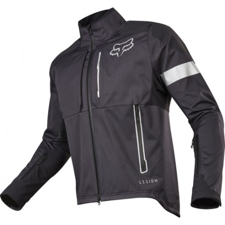 FOX LEGION OFFROAD CHARCOAL JACKET