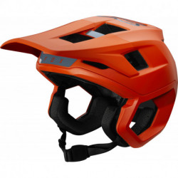 KASK ROWEROWY FOX DROPFRAME PRO BLOOD ORANGE