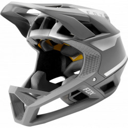 KASK ROWEROWY FOX PROFRAME QUO PEWTER