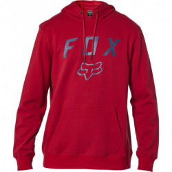 BLUZA FOX Z KAPTUREM LEGACY MOTH CHILI
