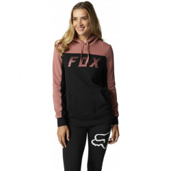 BLUZA FOX LADY Z KAPTUREM BREAK OUT BLACK