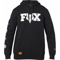 BLUZA FOX Z KAPTUREM ILLMATIK BLACK