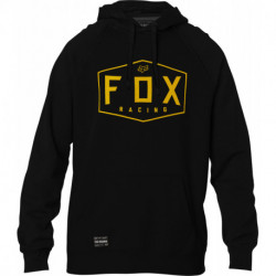 BLUZA FOX Z KAPTUREM CREST BLACK