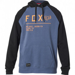 BLUZA FOX Z KAPTUREM NON STOP BLUE STEEL