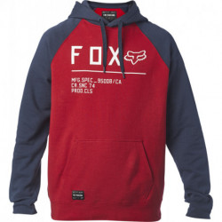 BLUZA FOX Z KAPTUREM NON STOP CHILI