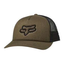 CZAPKA Z DASZKIEM FOX LADY BOUNDARY TRUCKER OLIVE GREEN OS